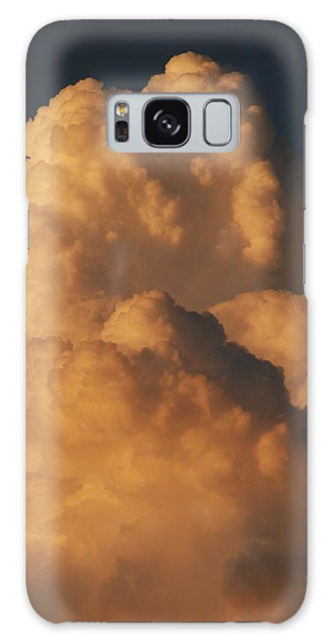 Clouds Galaxy S8 Case featuring the photograph Coppermouth by Rob Hans