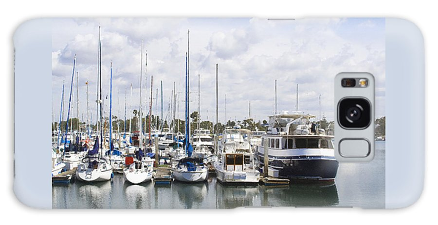 Coronado Galaxy S8 Case featuring the photograph Coronado Boats II by Margie Wildblood