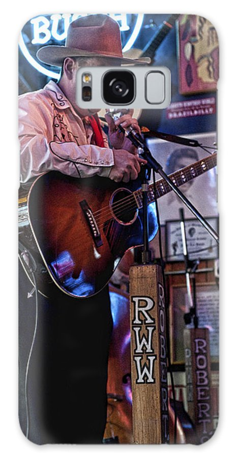 Country Galaxy S8 Case featuring the photograph Country Boy II by Sheri Bartoszek