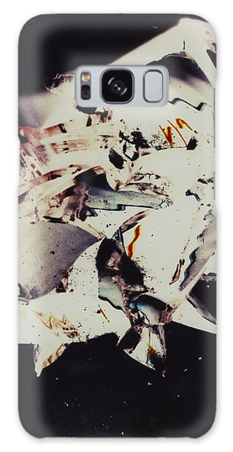 Abstract Galaxy S8 Case featuring the photograph Craft by David Rivas