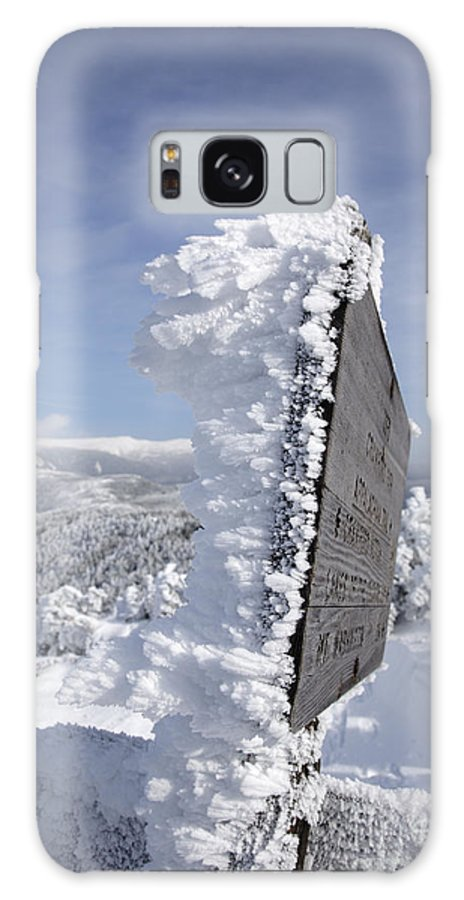 Hike Galaxy S8 Case featuring the photograph Crawford Path - White Mountains New Hampshire Usa by Erin Paul Donovan