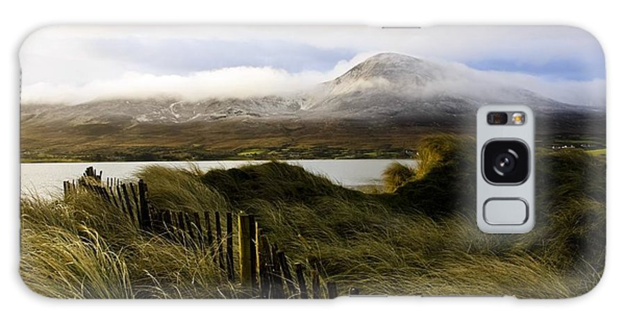 Cloud Galaxy S8 Case featuring the photograph Croagh Patrick, County Mayo, Ireland by Peter McCabe