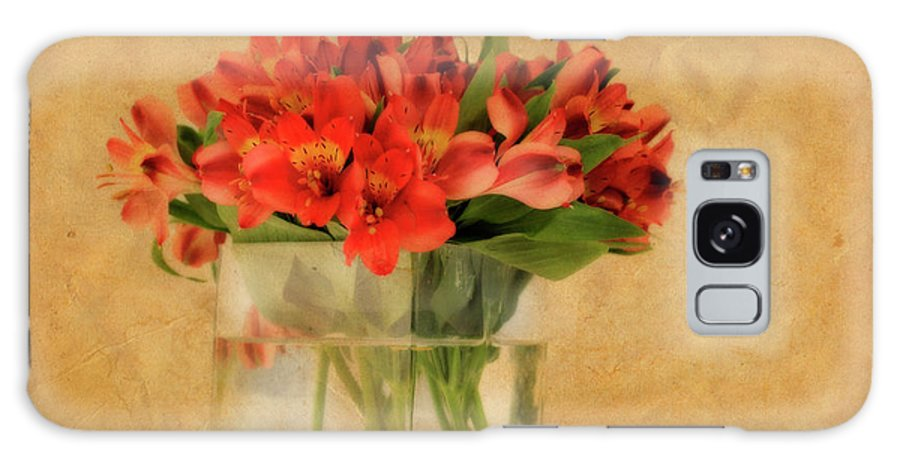 Flowers Galaxy S8 Case featuring the photograph Cultivated Beauty by Shelley Neff