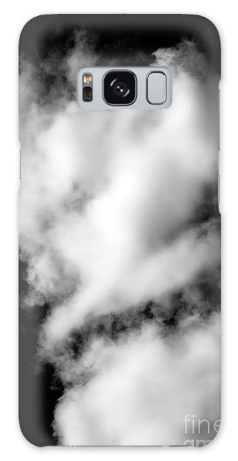 Atmosphere Galaxy S8 Case featuring the photograph Cumulus Congestus Clouds Dog Shapes by Jim Corwin