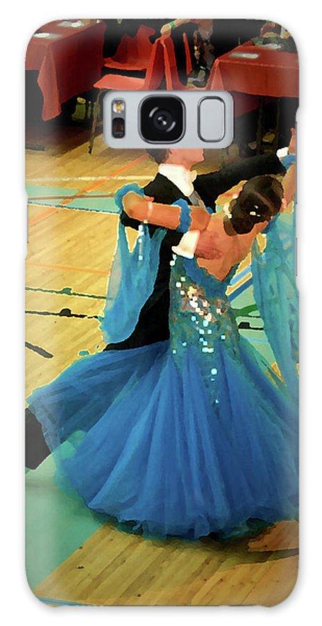 Lehtokukka Galaxy S8 Case featuring the photograph Dance Contest Nr 14 by Jouko Lehto