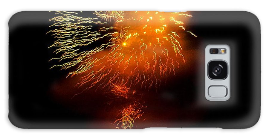 Fireworks Galaxy S8 Case featuring the photograph Dance Of The Fireflies by Kendall Eutemey