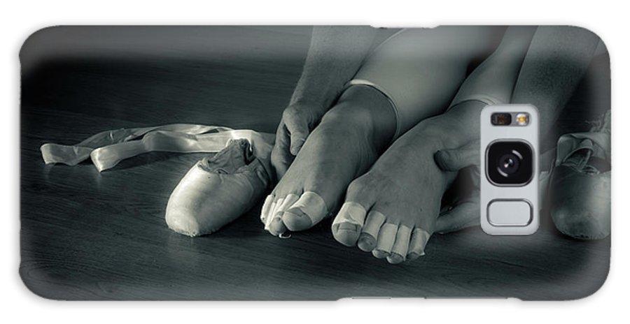 Ballet Galaxy S8 Case featuring the photograph Dancers Sacrifice by Scott Sawyer