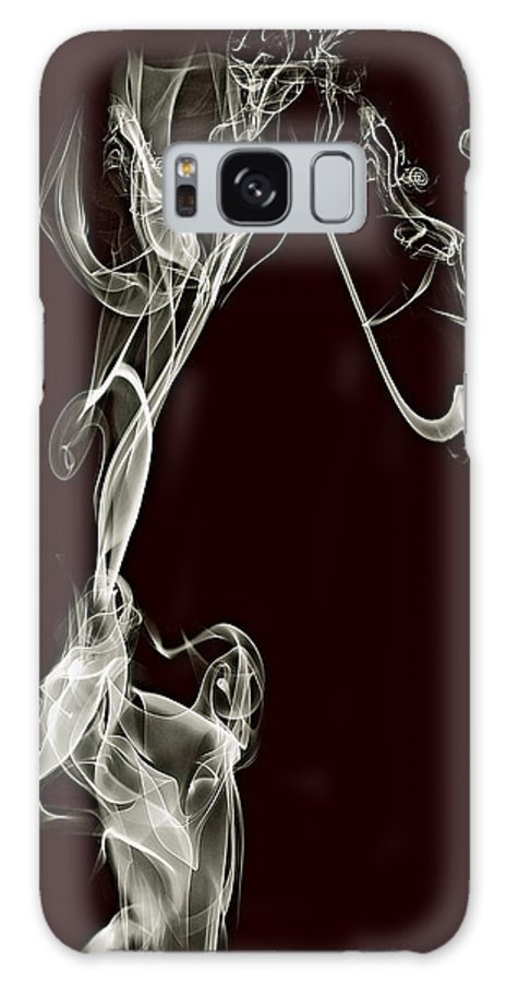 Clay Galaxy S8 Case featuring the digital art Dancing Apparitions by Clayton Bruster