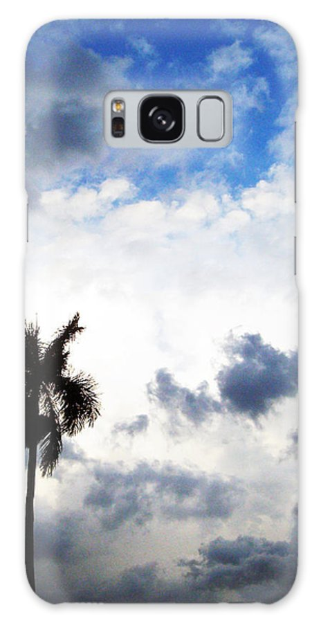 Florida Galaxy S8 Case featuring the photograph Darkness Moving In by Chris Andruskiewicz