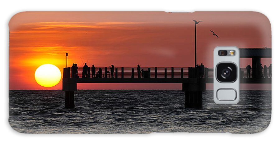 Fine Art Photography Galaxy S8 Case featuring the photograph Days End by David Lee Thompson