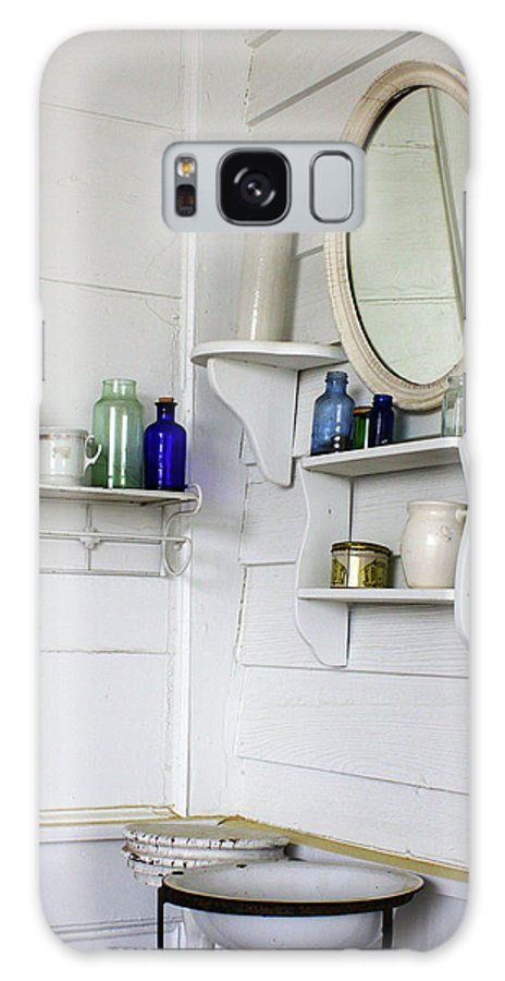 Wash Room Galaxy S8 Case featuring the photograph Days Gone By by Joy Tudor