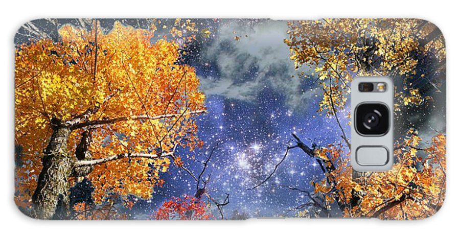Deep Space Galaxy Case featuring the photograph Deep Canopy by Dave Martsolf