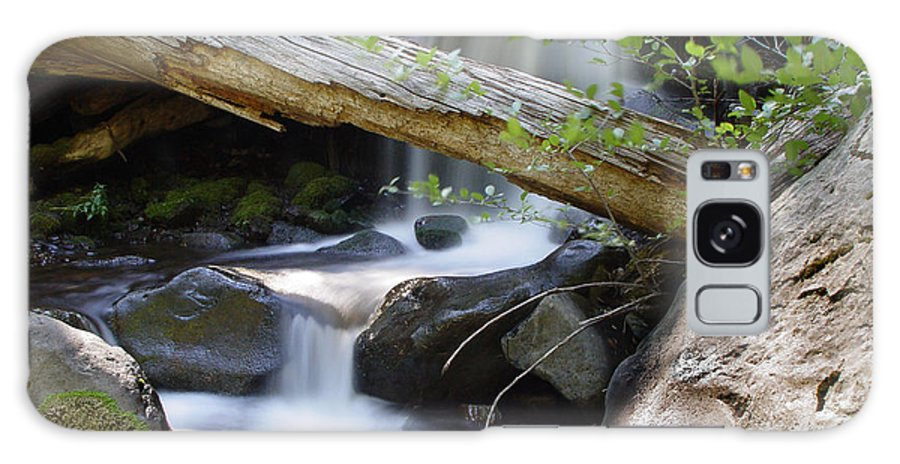 Creek Galaxy S8 Case featuring the photograph Deer Creek 03 by Peter Piatt