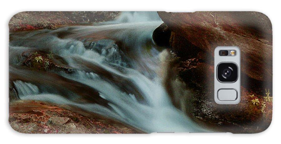 Creek Galaxy S8 Case featuring the photograph Deer Creek 04 by Peter Piatt