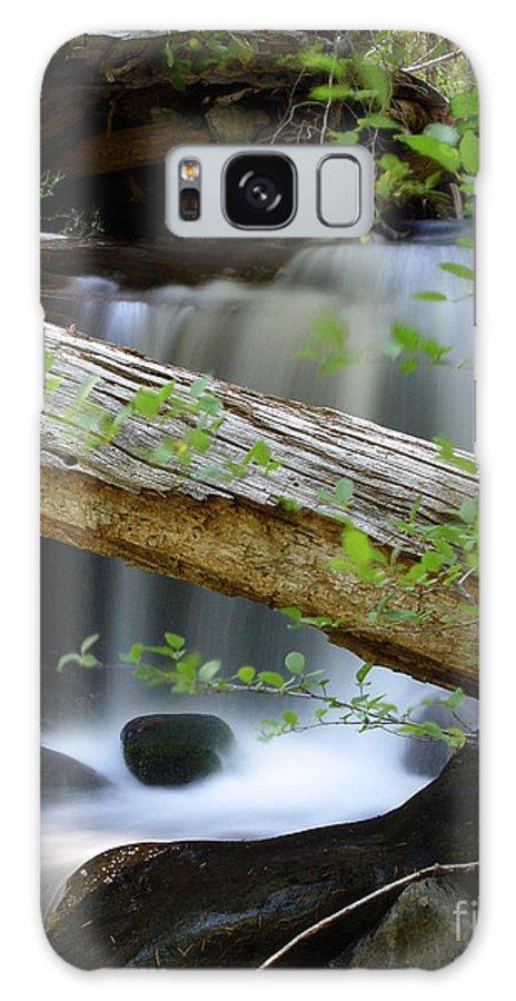 Creek Galaxy Case featuring the photograph Deer Creek 13 by Peter Piatt