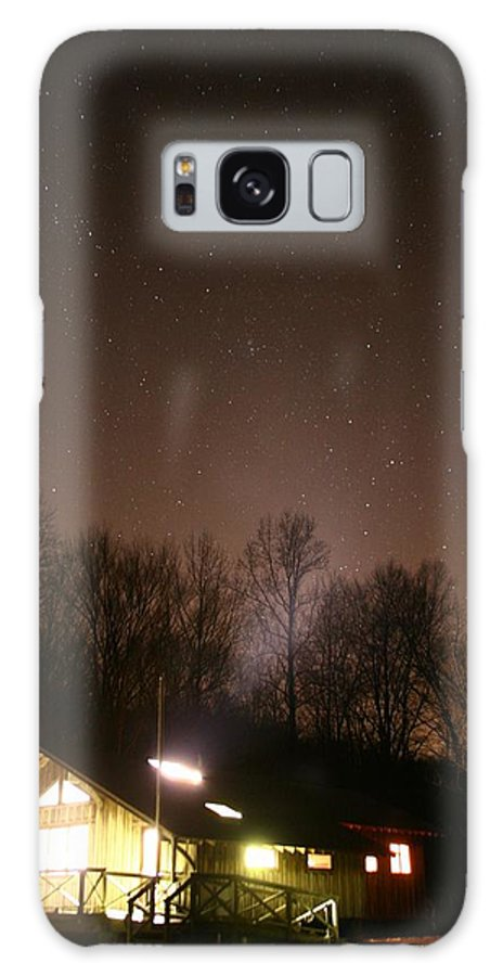 Deer Lake Galaxy S8 Case featuring the photograph Deer Lake by Rich Tanguay