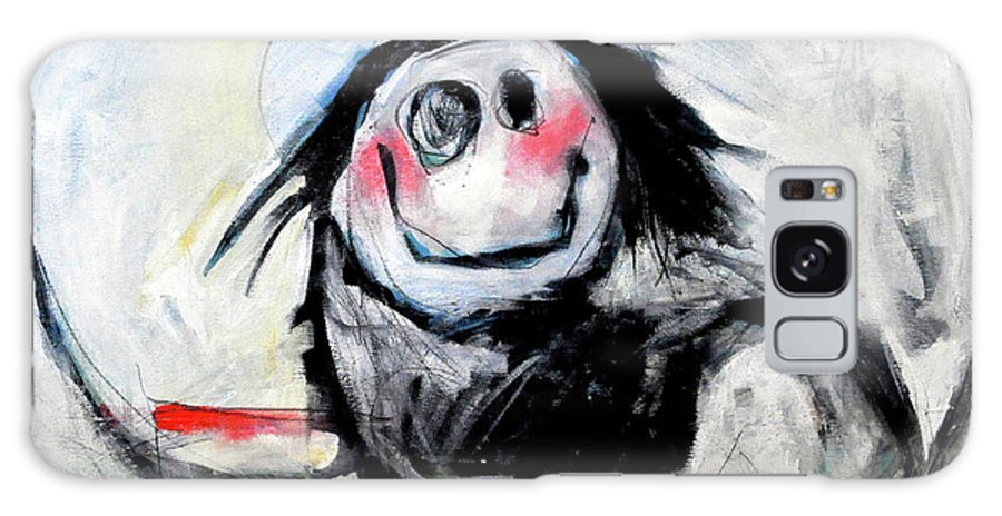 Kid Galaxy S8 Case featuring the painting Degas Dancer by Tim Nyberg