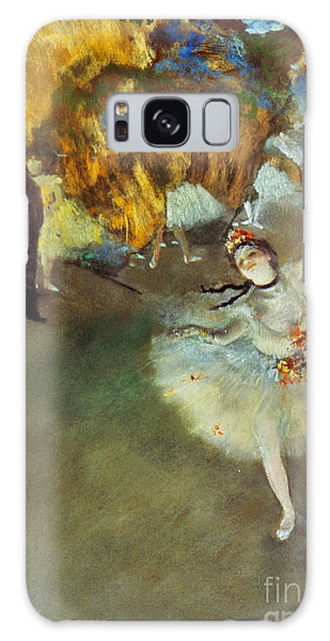 19th Century Galaxy Case featuring the painting The Star, 1876-77 by Edgar Degas