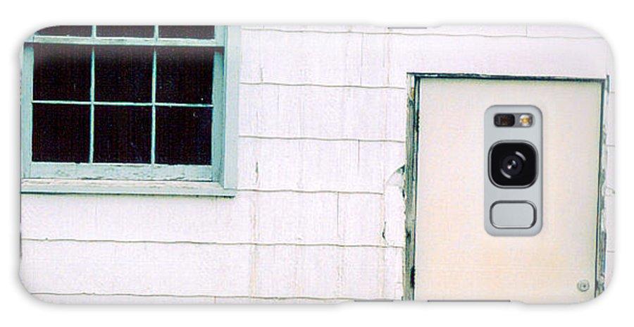 Window Galaxy S8 Case featuring the photograph Desolate by Vicki Lynn Sodora