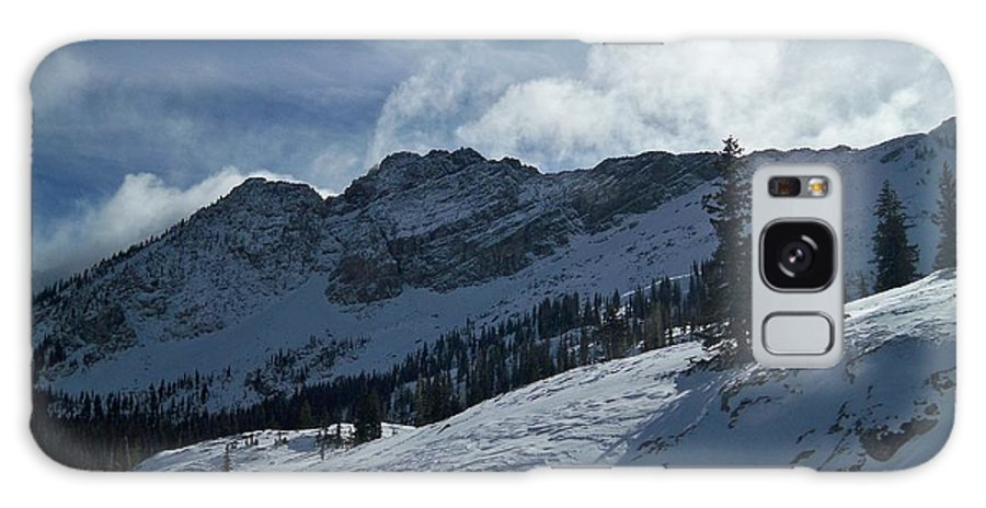 Ski Galaxy Case featuring the photograph Devils Castle Morning Light by Michael Cuozzo