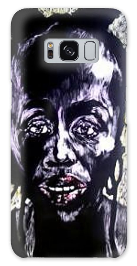 International Womens Day Galaxy S8 Case featuring the mixed media Digital Divide by Chester Elmore