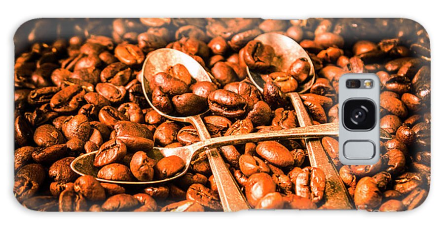 Food Galaxy S8 Case featuring the photograph Diner Beans by Jorgo Photography - Wall Art Gallery