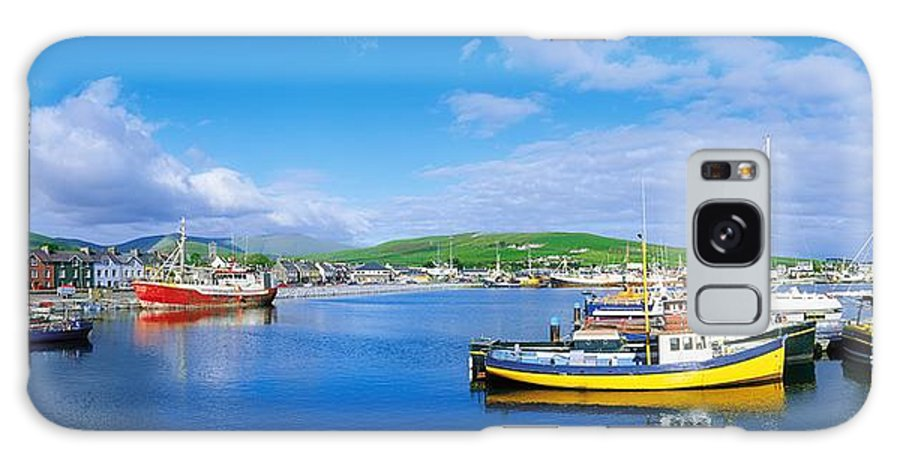 Boat Galaxy S8 Case featuring the photograph Dingle, Dingle Peninsula, Co Kerry by The Irish Image Collection