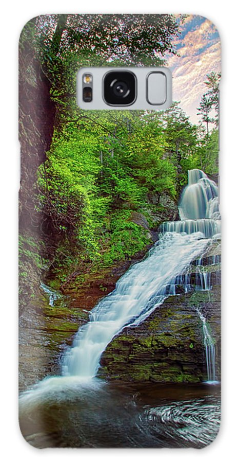 Dingman's Falls Galaxy S8 Case featuring the photograph Dingmans Falls by Rick Berk
