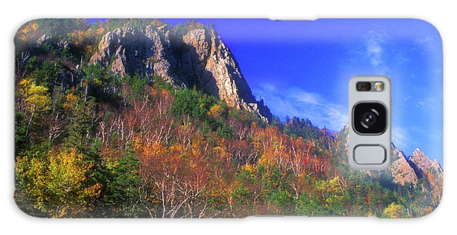 New Hampshire Galaxy S8 Case featuring the photograph Dixville Notch by John Burk