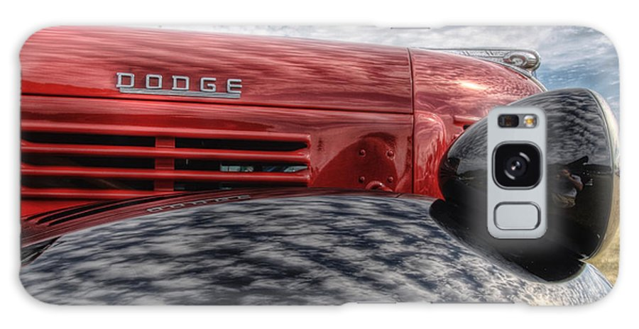 Dodge Galaxy S8 Case featuring the photograph Dodge Truck by Joel Witmeyer