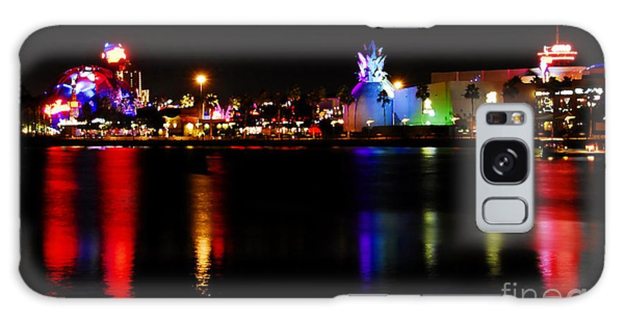Downtown Disney Galaxy S8 Case featuring the photograph Downtown Disney by David Lee Thompson