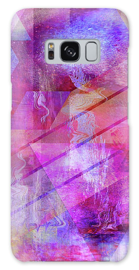 Dragon's Kiss Galaxy S8 Case featuring the digital art Dragon's Kiss by John Beck