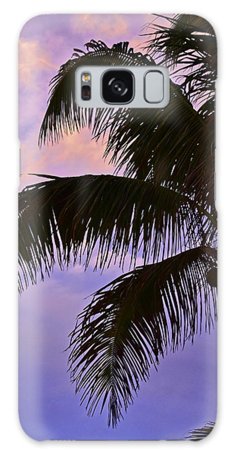 Sunset Galaxy S8 Case featuring the photograph Drama In The Sky by Maria Keady