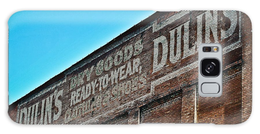Dulin's Dry Goods Galaxy S8 Case featuring the photograph Dulin's Dry Goods by Greg Jackson