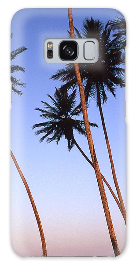 Bahia Galaxy Case featuring the photograph Dusk In Morro by Patrick Klauss