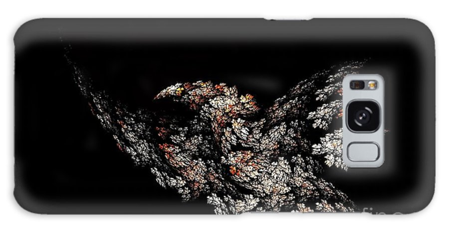 Digital Galaxy Case featuring the photograph Eagle. by Viktor Savchenko