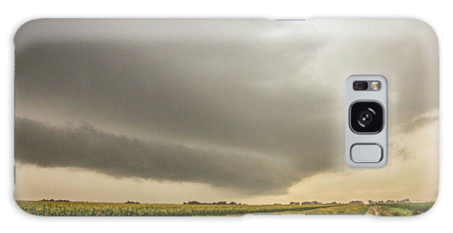 Nebraskasc Galaxy S8 Case featuring the photograph Early Morning Nebraska Storm Chasing 016 by NebraskaSC