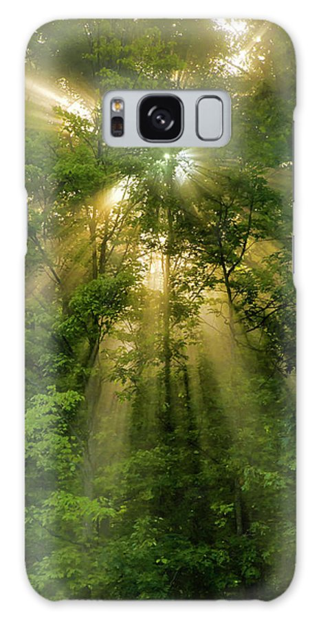 Sunrise Galaxy S8 Case featuring the photograph Early Morning Peace by Christina Rollo