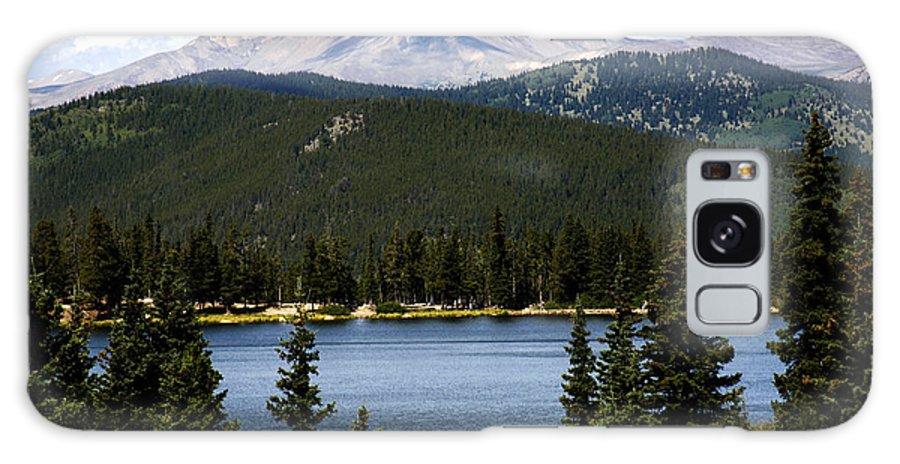 Colorado Galaxy S8 Case featuring the photograph Echo Lake Colorado by Marilyn Hunt