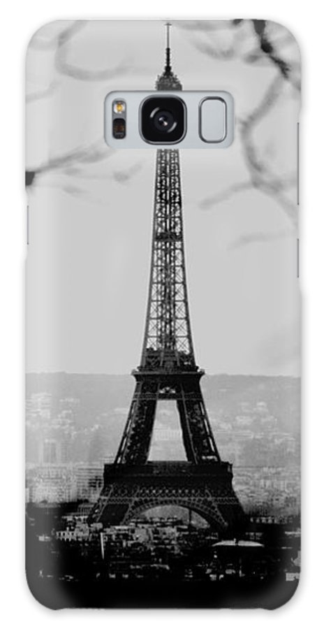 Eiffel Galaxy S8 Case featuring the photograph Eiffel Eyeful by J Todd
