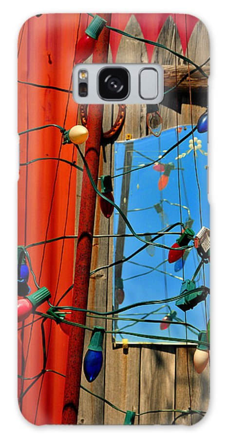 Skip Hunt Galaxy S8 Case featuring the photograph Electric Lady Land by Skip Hunt