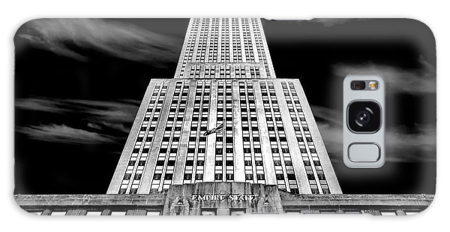 Empire State Building Galaxy Case featuring the photograph Empire State  by Az Jackson
