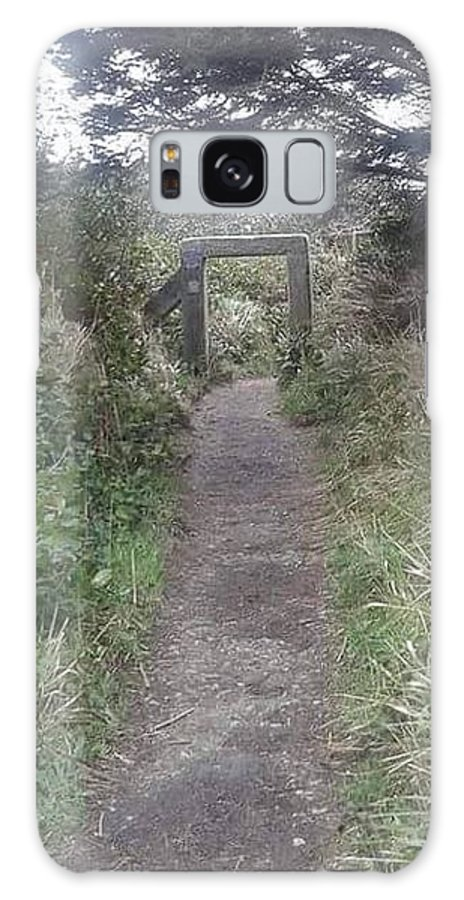 Gateway Galaxy S8 Case featuring the photograph Enchanted Path by William Goodson