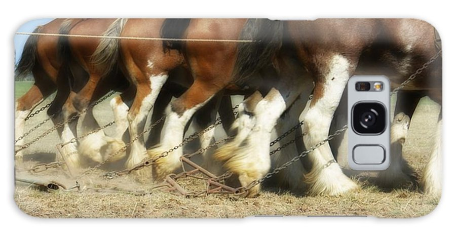 Kathryn Potempski Galaxy S8 Case featuring the photograph End Of The Day by Kathryn Potempski