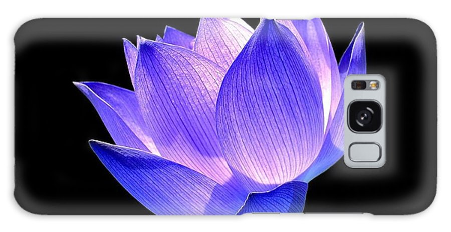 Flower Galaxy S8 Case featuring the photograph Enlightened by Jacky Gerritsen