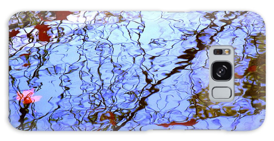 Water Art Galaxy S8 Case featuring the photograph Envisioned Flow by Sybil Staples