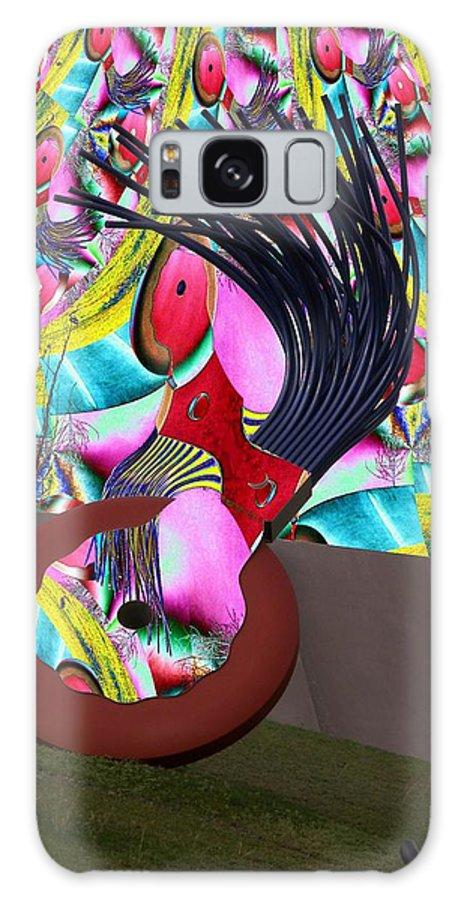 Seattle Galaxy S8 Case featuring the photograph Eraser by Tim Allen
