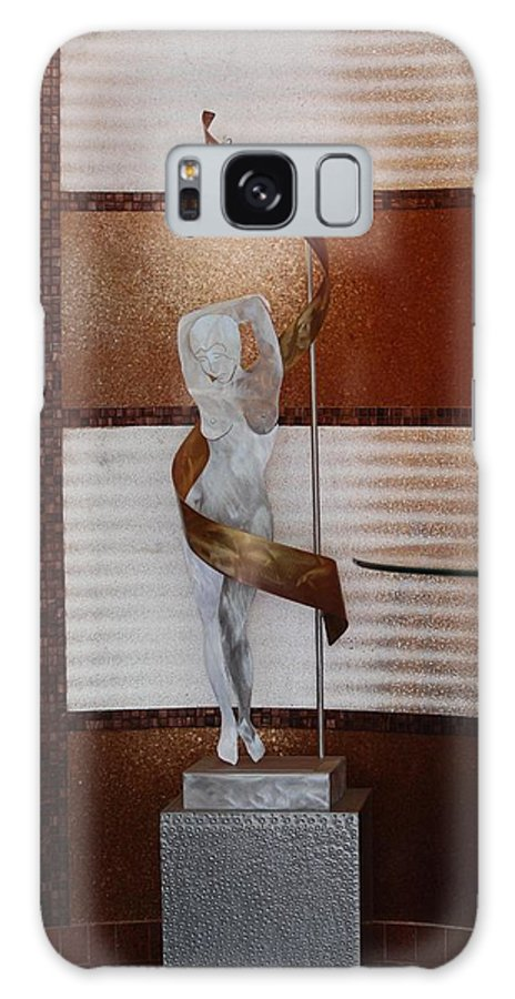 Statue Galaxy S8 Case featuring the photograph Erotic Museum Piece by Rob Hans