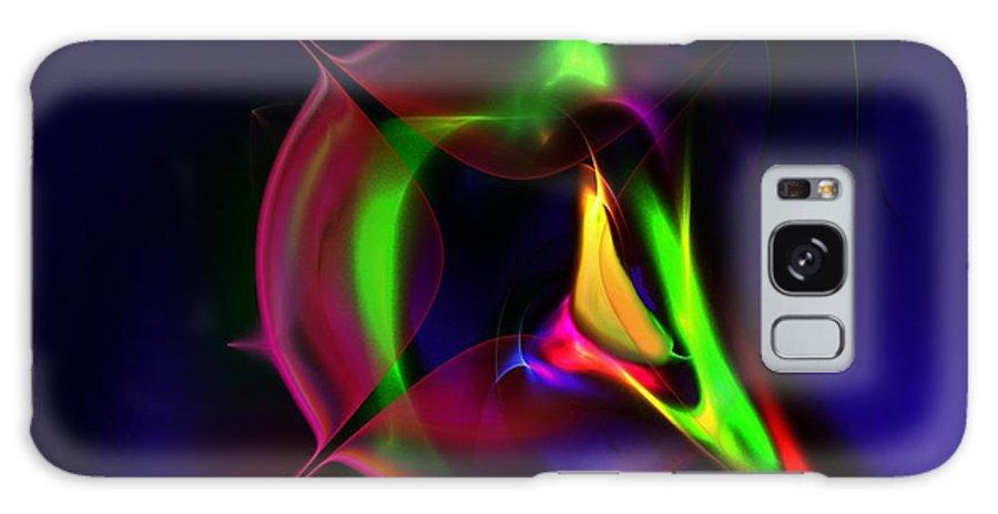 Fine Art Digital Art Galaxy S8 Case featuring the digital art Escape by David Lane