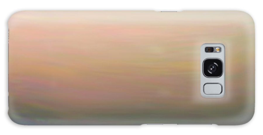 Landscape Galaxy S8 Case featuring the digital art Evening.opatia.croatia by Dr Loifer Vladimir